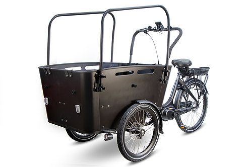 Elektrofahrrad Qivelo Curve 3 Bafang maxdrive 7SP 250W Pedelec E-Bike Lastenbike
