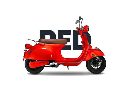 Tolle neue Fragen - Dein Kito Roller jetzt auch in Rot und Schwarz glänzend
