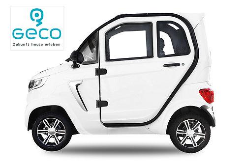 EEC Elektroauto Geco Buena 1,5kW Gleichstrommotor inkl. 60V 58Ah Batterien