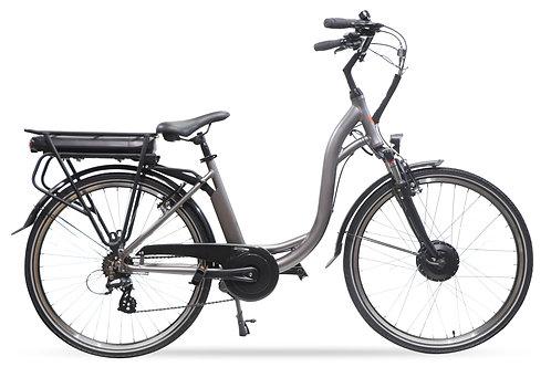E-GO! Elektrofahrrad 250W Pedelec E-Bike E-Vera 26 Zoll 7-Gang Shimano Nexus