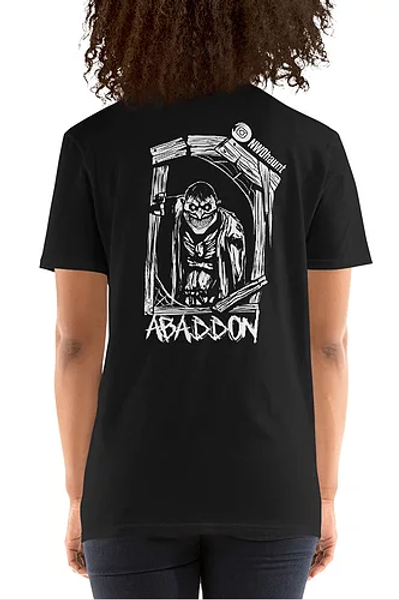 ABADDON THE DEMON GRAPHIC TEE
