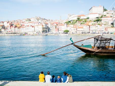 Vamos passear pela ribeira do Rio Douro?