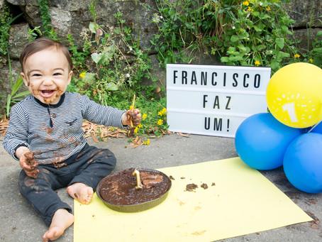 Smash the cake do Francisco
