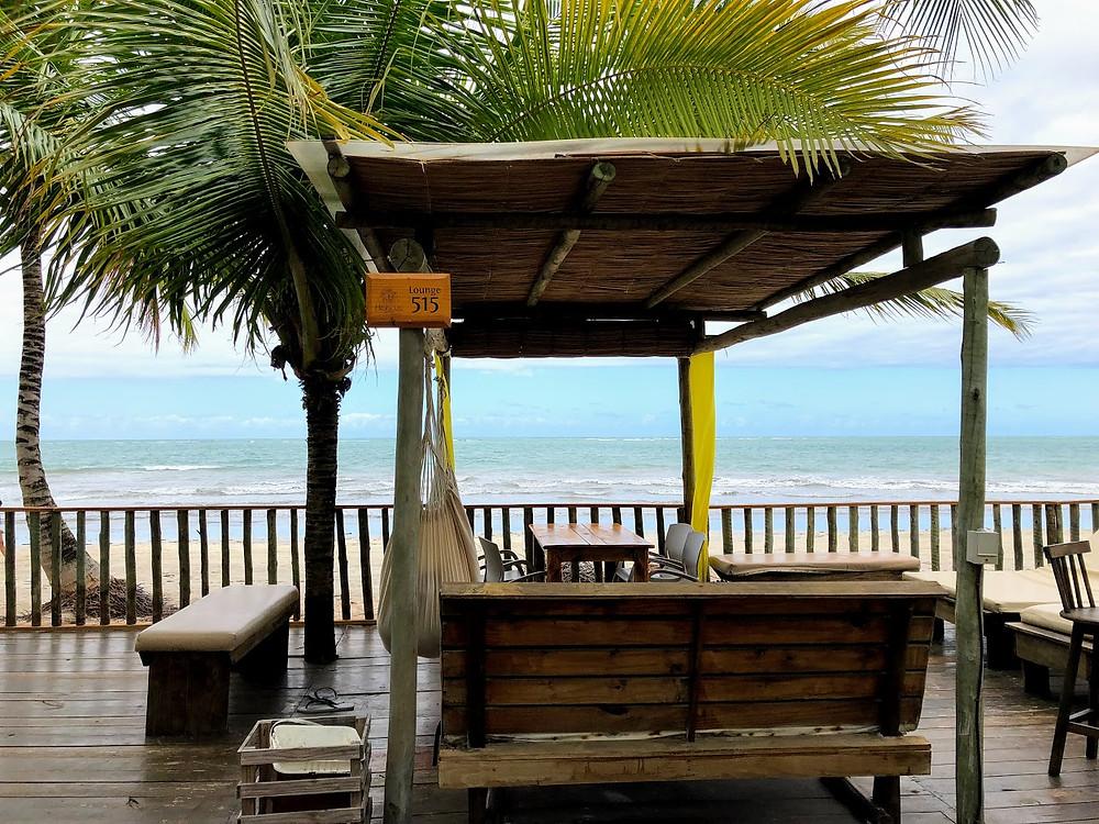 Espaço Louge - Hibiscus Beach Club