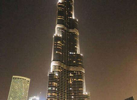 """Volta ao mundo Sonho Real"" - Dubai"