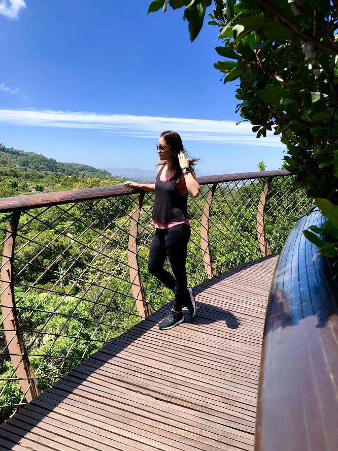 Jardim Botânico - Kirstenbosch