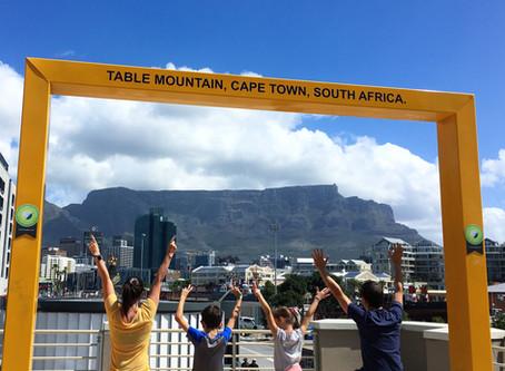 África do Sul com crianças - Cidade do Cabo e região