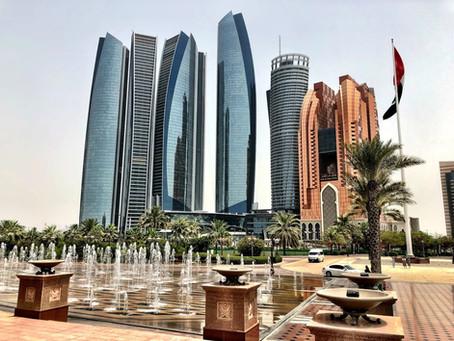 """Volta ao mundo Sonho Real"" - Abu Dhabi"