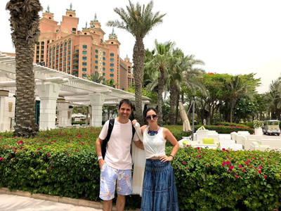 Hotel Atlantis na Palmeira Jumeirah