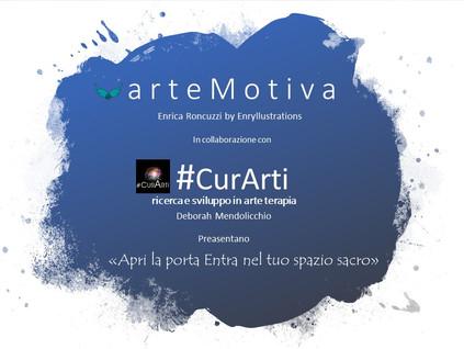 a r t e M o t i v a   &   #CurArti ricerca e sviluppo in arte terapia