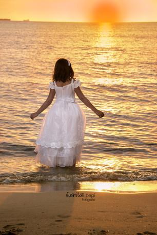 Juanita Ripepi - Fotografía - Lechería - Comunión - Sesión Trash the dress