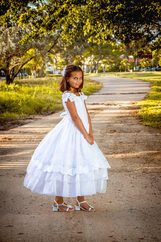 Juanita Ripepi - Fotografía - Lechería - Comunión - Sesión exteriores Dress
