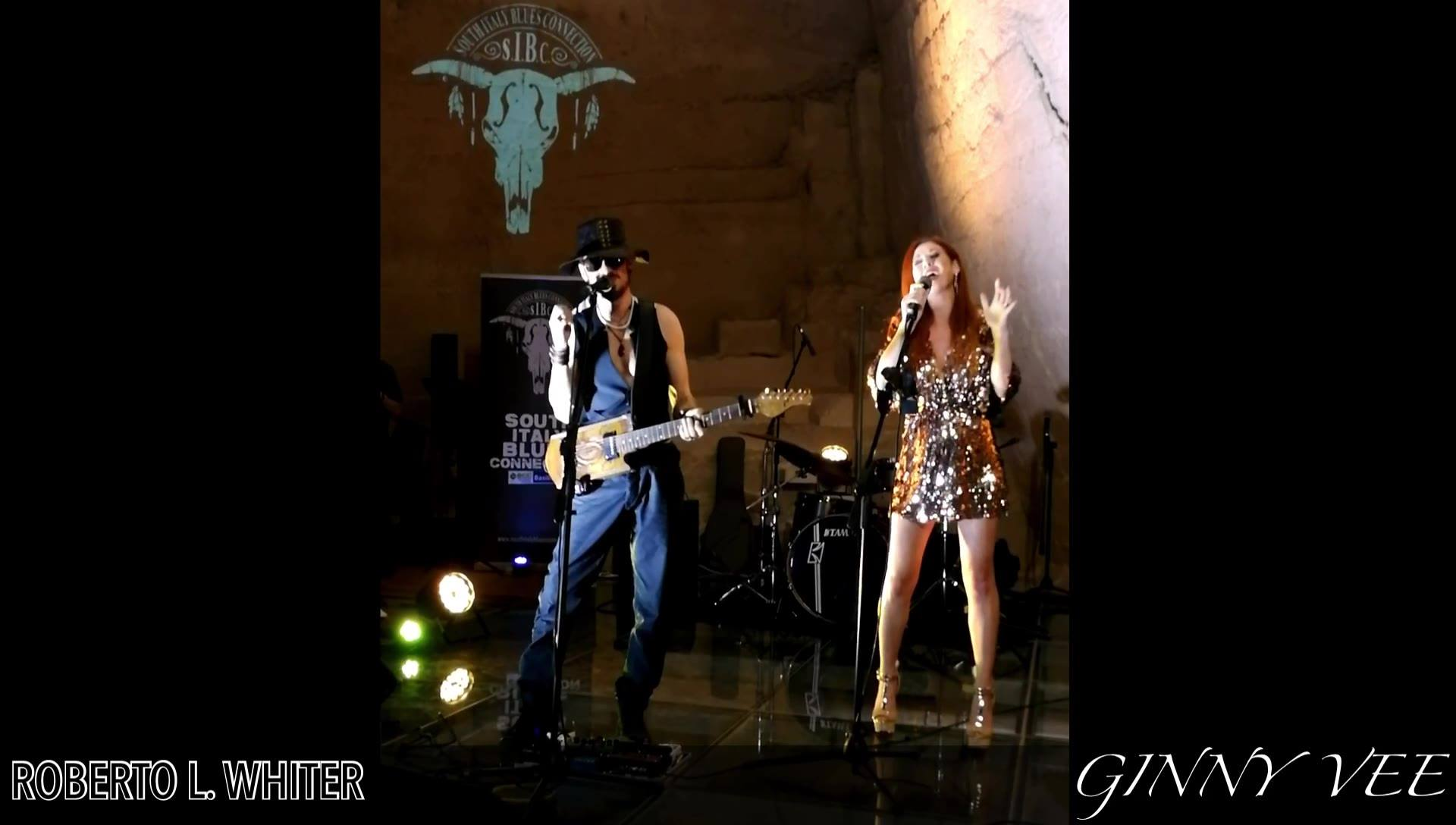 Simple Man - Ginny Vee and Roberto L. Whiter
