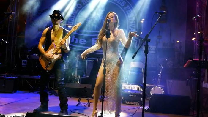 Ginny Vee Subiaco Rock & Blues Festival