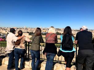 Oh! Jerusalem!
