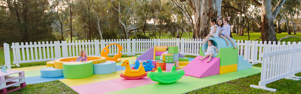 Kids Soft Toy Equipment Hire Package