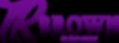 TR Brown Salon new logo transparent.png