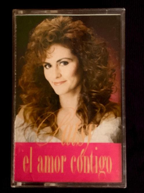 Cassette: El Amor Contigo SOLD OUT