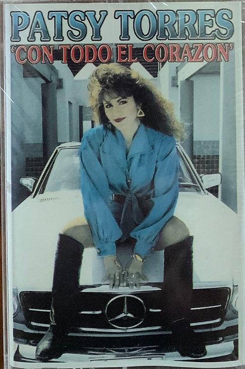 Cassette Con Todo El Corazon