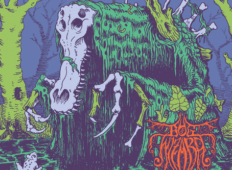 Swamp Golem by Bog Wizard