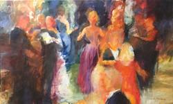 Dans på Nobelfesten 2