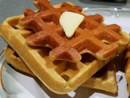 Waffles - Dairy & Gluten Free