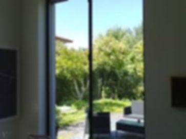 שקוף מנקים חלונות לבית