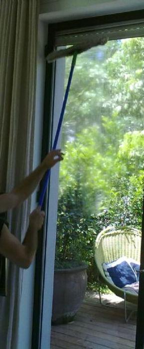 ניקוי חלונות בוילה