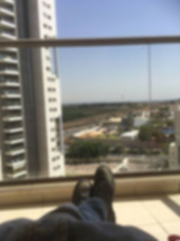 ניקוי חלונות לדירות וניקוי מרפסת שמש