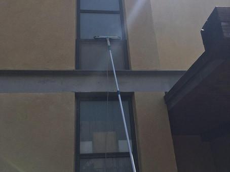 לא נעים לנו לפעמים, מלקוחות, של נותני שירות אחרים בתחום ניקוי החלונות
