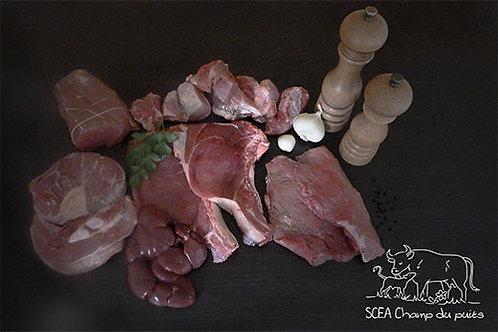 Colis 3 kg - Veau