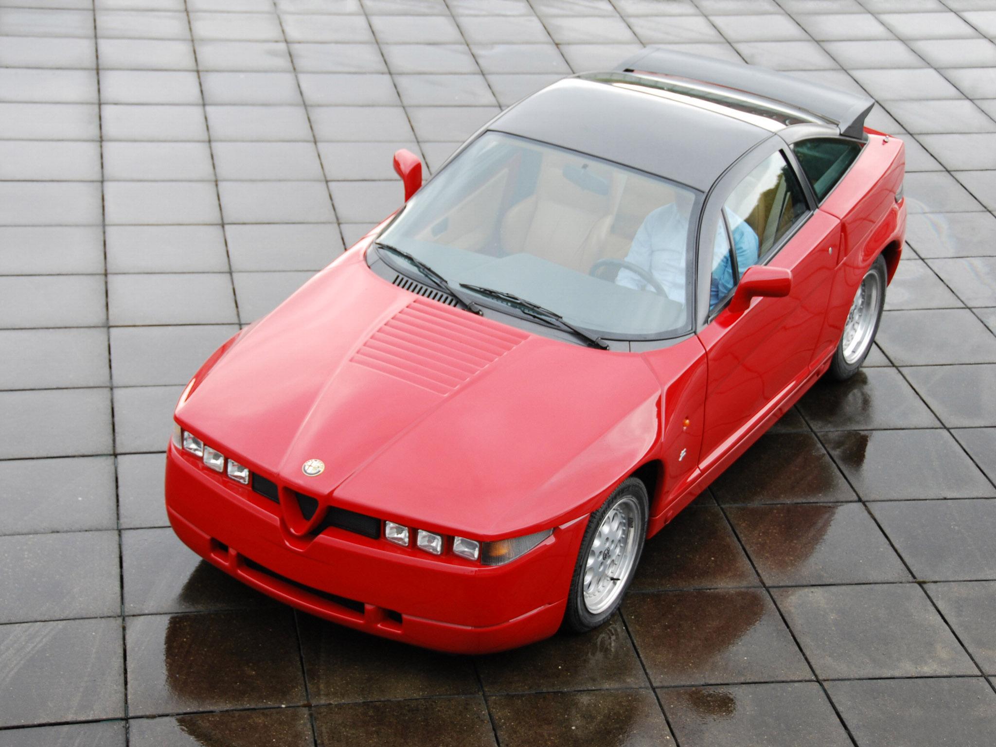 Alfa Romeo SZ Sprint Zagalo