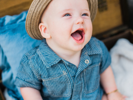 6 Month Session | Indianapolis, Indiana | Ryker