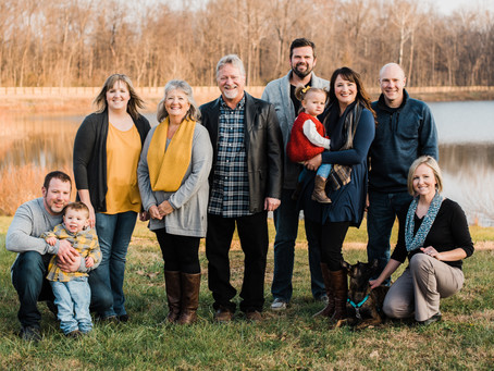 Indianapolis Family Session | Herskedal Family Photos