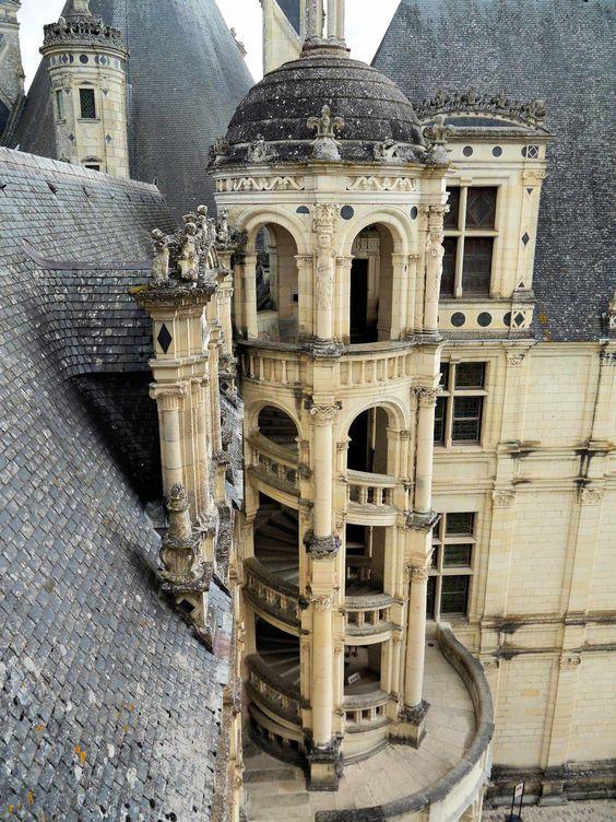 Chambord Castle, Centre, France