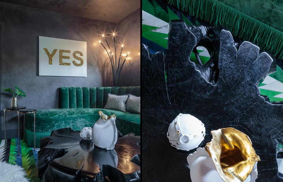 Room by Evars + Anderson Interior Design