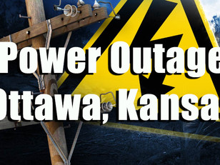 SCHEDULED POWER OUTAGE