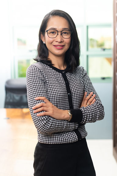 Greecar Illustrisimo is the Vice President for Admin and Finance of GRET Marketig Inc., Philippines