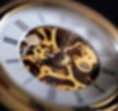 Antike Taschen-Uhr