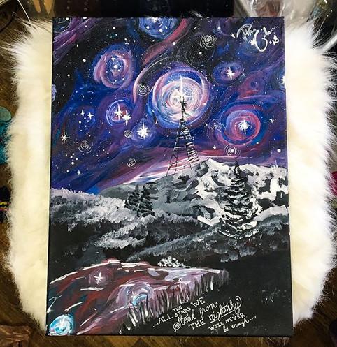 Stolen Stars