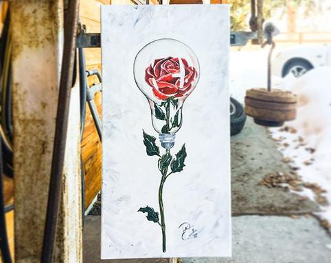 Rose Toes