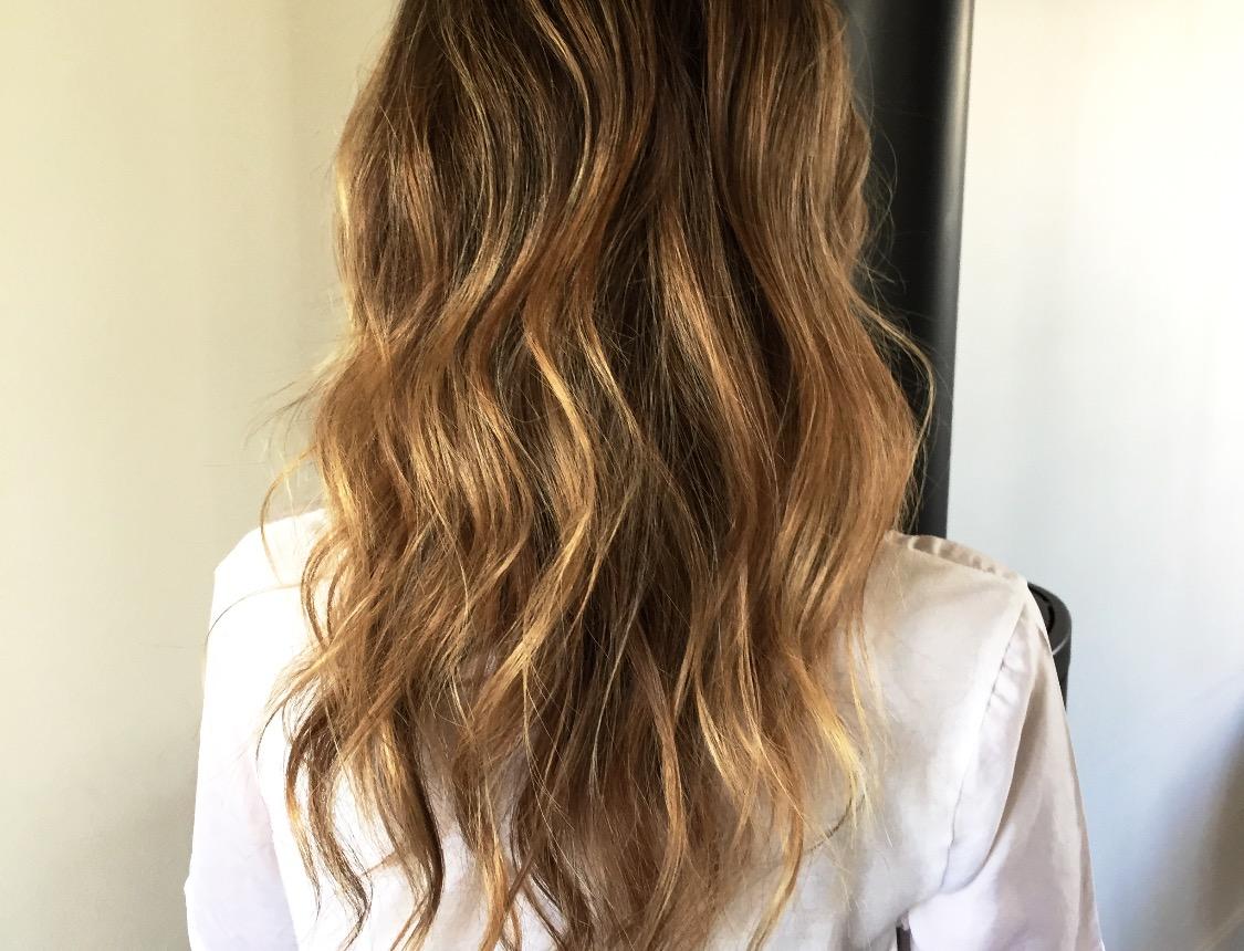 Wavy hair ©helenerabu