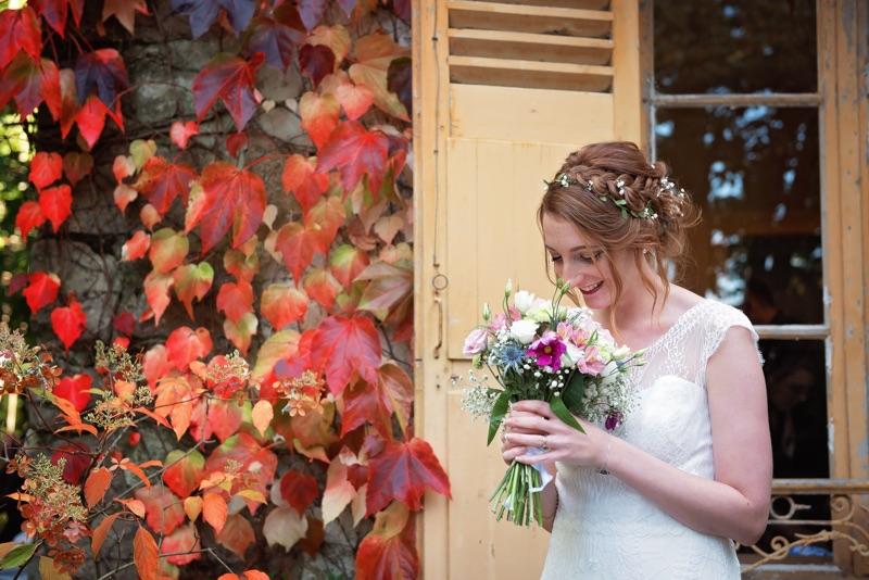 Mariage d'automne par Hélène rabu