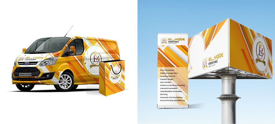 Car branding, Banner, Large format and s