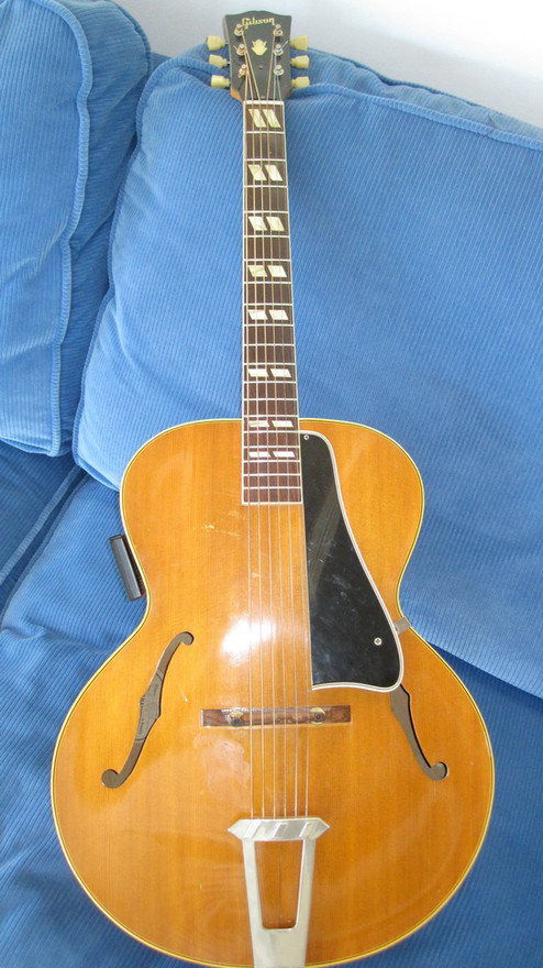 Holgers fina Gibson L4 -49.