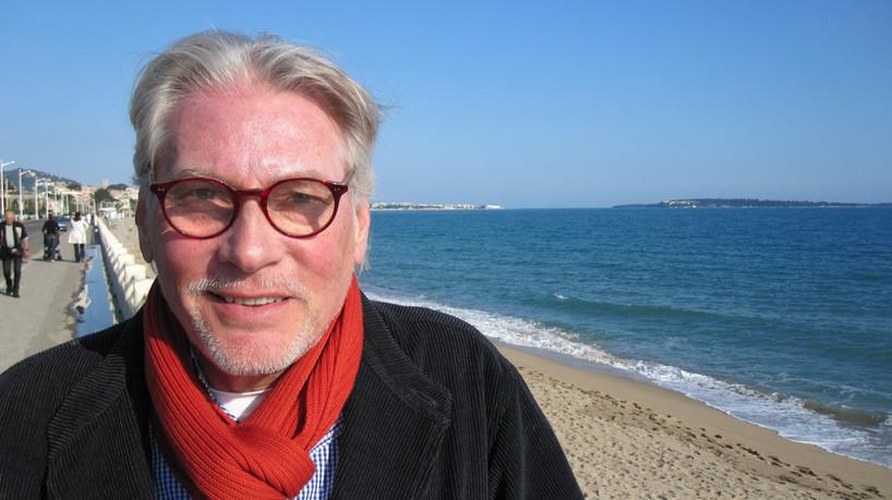 Holger i Cannes. År 2011.