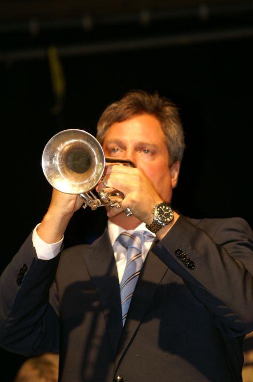 En fantastisk trumpetare och god vän – Duke Heitger från New Orleans.