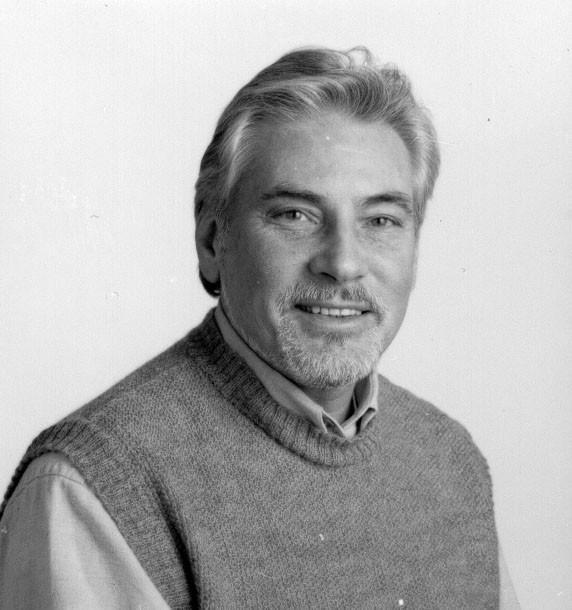 Holger Gross i slutet av 1980-talet. Foto: Atelje Uggla.