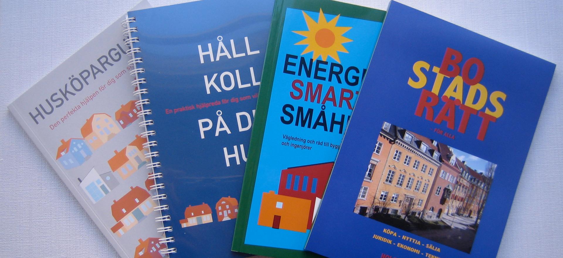 Dessa fyra böcker är författade av Holger Gross. Se vidare under Egna böcker.