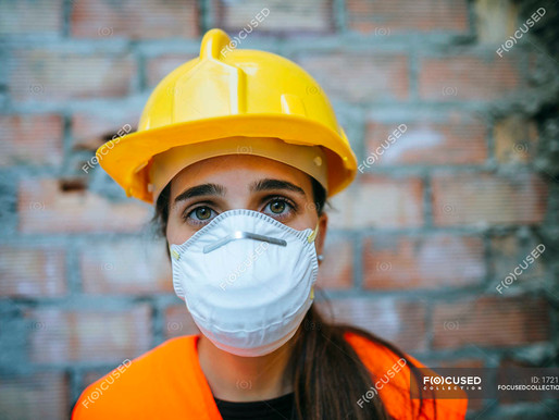Coronavirus. How to protect yourself for the construction worker!